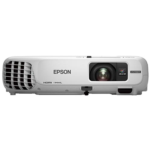 ویدئو پروژکتور اپسون EB-W28 Epson EB-W28 Portable business projector