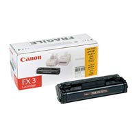 Canon FX3 Black Laserjet Toner cartridge China کارتریج مشکی لیزری کانن FX3 طرح چین