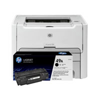 HP 49A Black Laserjet Toner Cartridge China   کارتریج طرح ارجینال اچ پی HP 49A