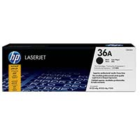 HP 36A Black Laserjet Toner Cartridge China کارتریج طرح ارجینال اچ پی HP 36A