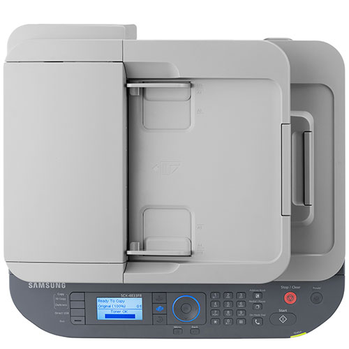 سامسونگ SCX 4833FD چهارکاره لیزریSamsung SCX-4833FD Multifunction Laser Printer