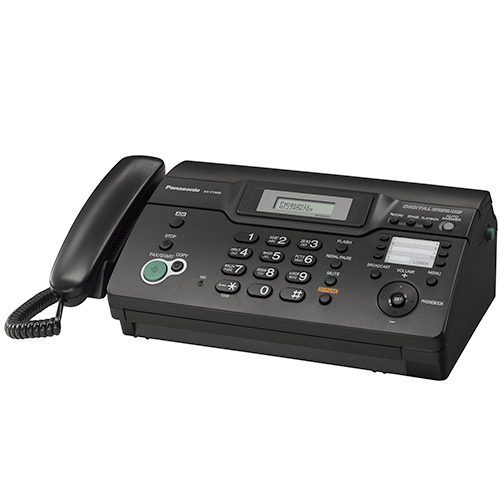 فکس پاناسونیک fax KX-FT987 Panasonic KX-FT987 fax