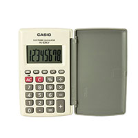 Casio HL-820LV-WE Calculator ماشین حساب کاسیو HL-820LV-WE