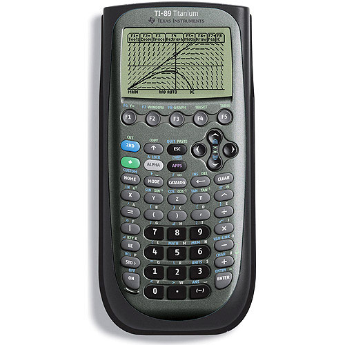 ماشین حساب تگزاس  INSTRUMENT TI89Texas INSTRUMENT TI89 calculator