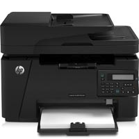 HP LaserJet Pro MFP M127fn printer اچ پی  HP 127fn چهارکاره لیزری