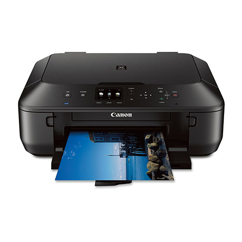 پرینتر سه کاره جوهرافشان کانن ام جی MG5620Canon PIXMA MG5620 Wireless Compatible Ink