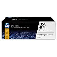 HP 35A Black Laserjet Toner Cartridge China  کارتریج طرح ارجینال اچ پی HP 35A