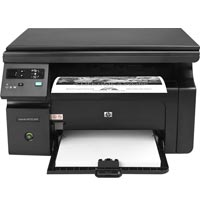 HP LaserJet Pro M1132 Multifunction Printer اچ پی HP 1132 سه کاره لیزری