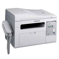 Samsung SCX-3405HW Multifunction Laser Printer سامسونگ SCX 3405HW چهارکاره لیزری