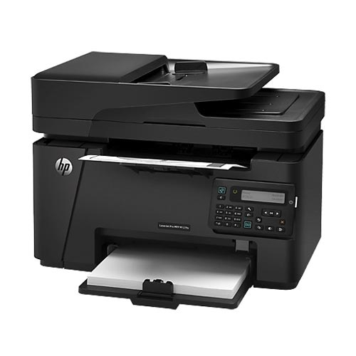 اچ پی  HP 127fn چهارکاره لیزریHP LaserJet Pro MFP M127fn printer