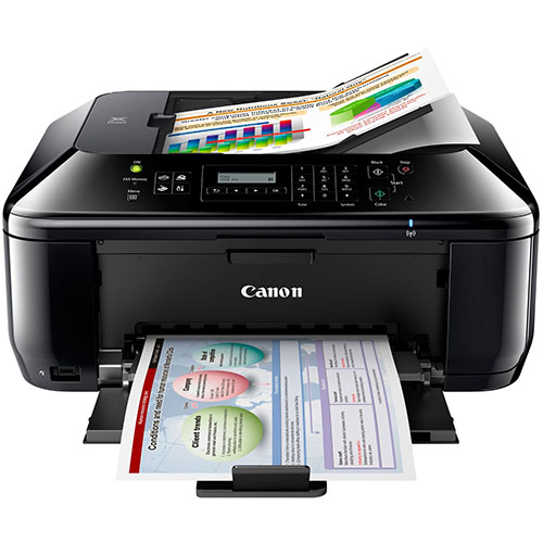 کانن  PIXMA MX374 چهارکاره جوهرافشانCanon PIXMA MX374 Inkjet Printer